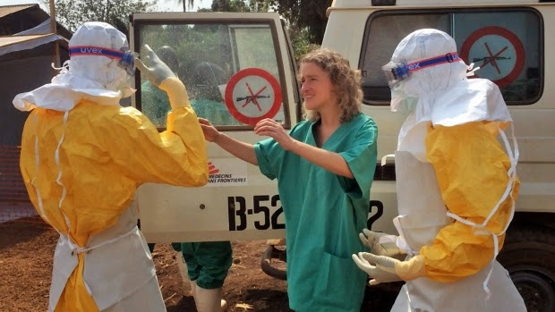 16 Members of Doctors Without Borders Infected with Ebola, Nine Dead