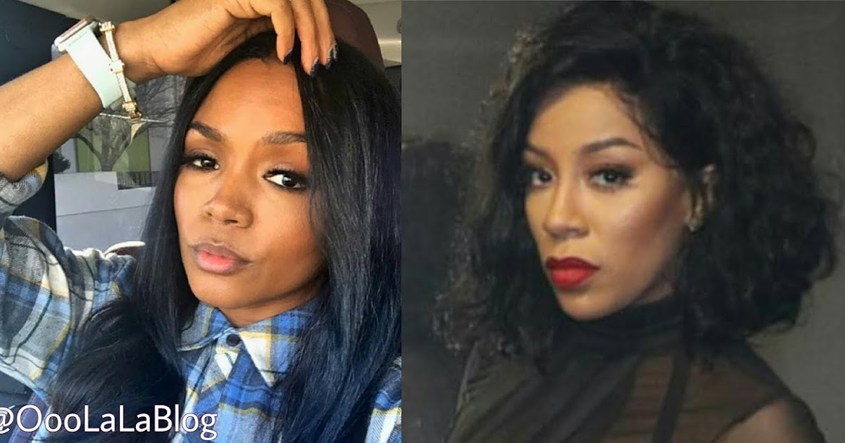 K. Michelle Joins Snapchat, Shades Her 'Love & Hip Hop ... K Michelle And Rasheeda