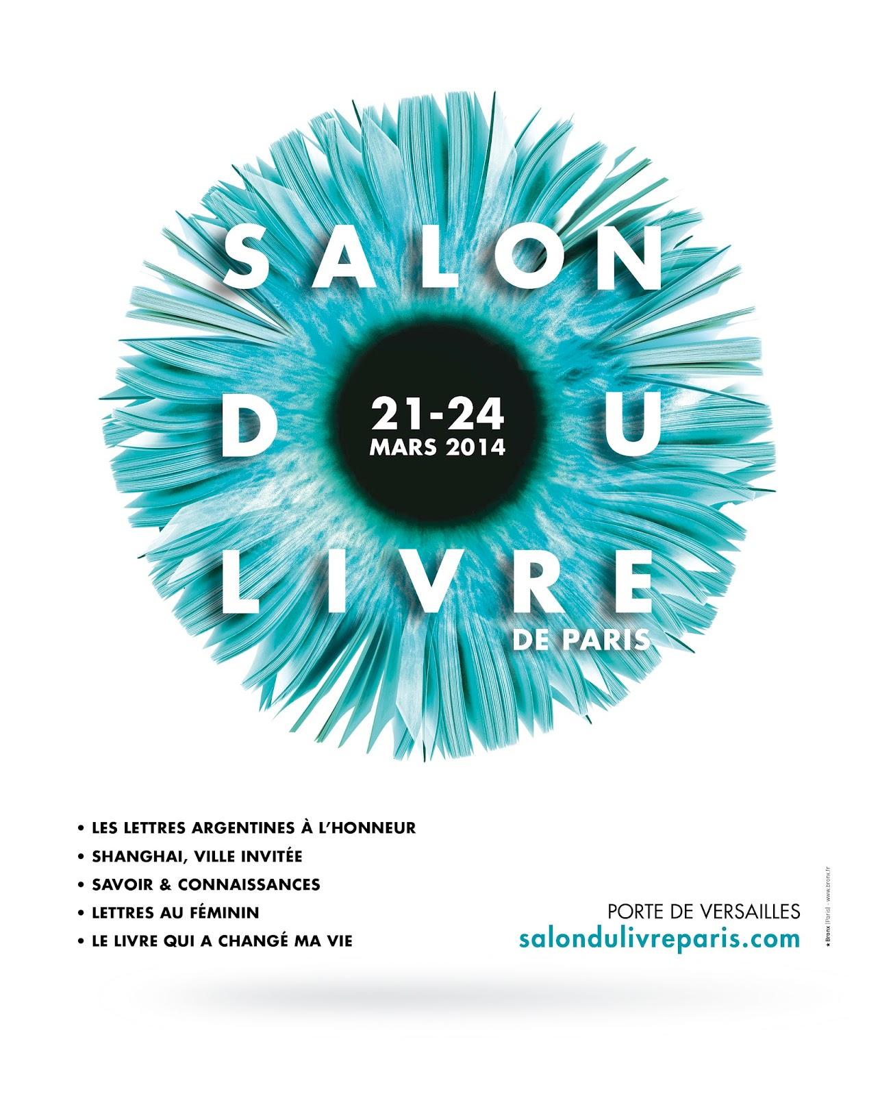 Un papillon dans la lune concours flash gagnez 5 invitations pour le salon du livre de paris 2014 - Invitation salon du livre ...