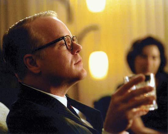 Philip Seymour Hoffman Hairstyles