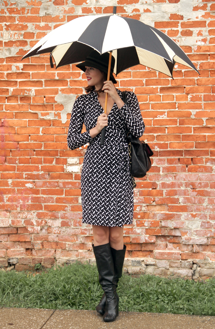2019 year look- Wear to what rainy day summer