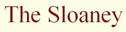 New online luxury lifestyle title The Sloaney debuts