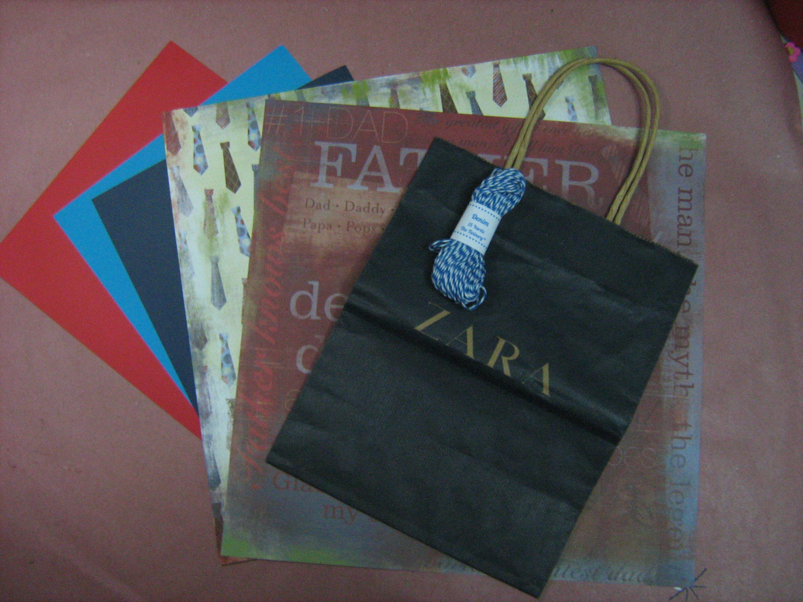 Scraps para llevar decorar una bolsa para regalo - Bolsas para decorar ...