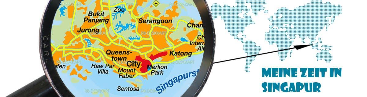 Meine Zeit in Singapur