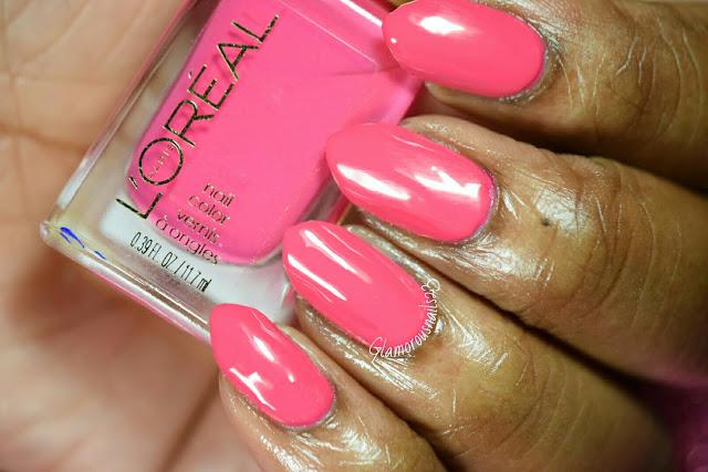 L'Oreal Hella Pink