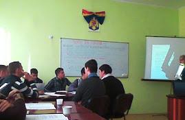 Secvenţe din activităţile Cercului pedagogic al nr. 1 al profesorilor de istorie, 9.XI.2011...