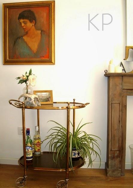 Decoración vintage. Ejemplos e imágenes de casas y salones vintage. Muebles vintage online.