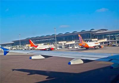 Airport in Port Blair