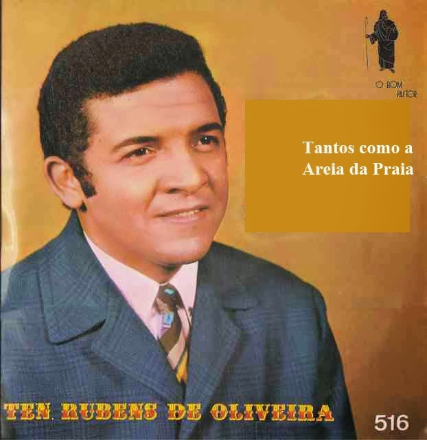 Tenente Rubens de Oliveira - Tantos Como Areia da Praia 1975