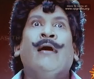 vadivelu shocking face reaction - Facebook Photo Comments Vadivelu Angry Face