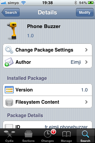 Green-Poison:-Phone-Buzzer,-Another-Large-Cydia