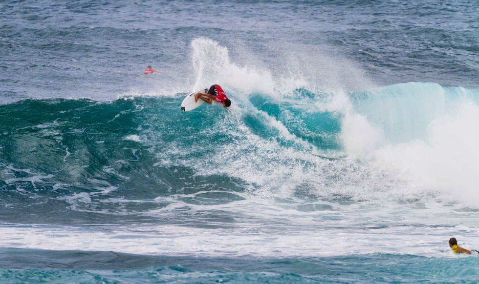 38 Vans World Cup of Sufing 2014 Italo Ferreira Foto ASP