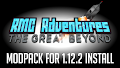HOW TO INSTALL<br>RMC: The Great Beyond Modpack [<b>1.12.2</b>]<br>▽