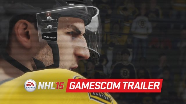 NHL 15 (Game) - Official Gameplay Trailer (Gamescom 2014) - Song / Music