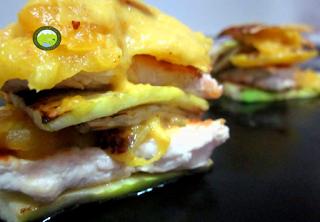 receptes amb pollastre - Milfulls de pollastre