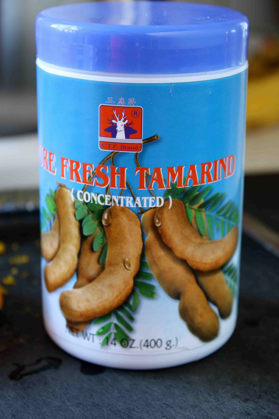 how to use tamarind paste with seeds