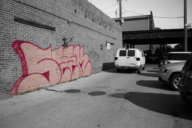 SEEK Chicago Graffiti