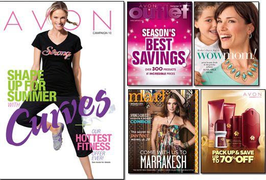 Avon Catalog 10 2013