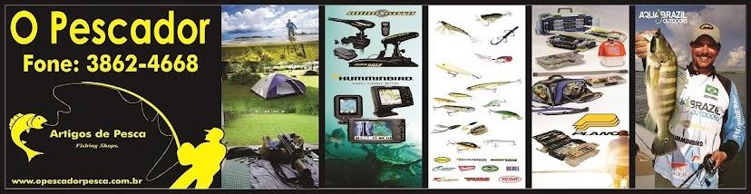 O PESCADOR   Artigos de Pesca e Acessórios. Mogi Mirim-SP
