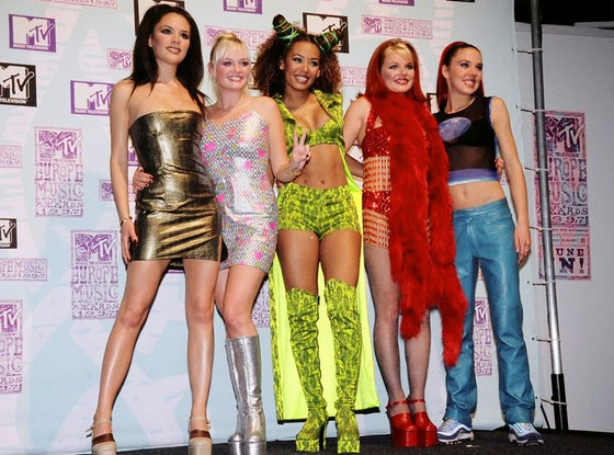 Spice Girls group photo