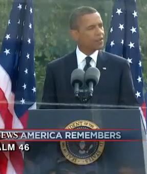president barack obama psalm 46