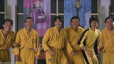 Hình Ảnh Diễn Viên Phim Đội Bóng Thiếu Lâm