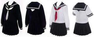 seragam jepang pelaut