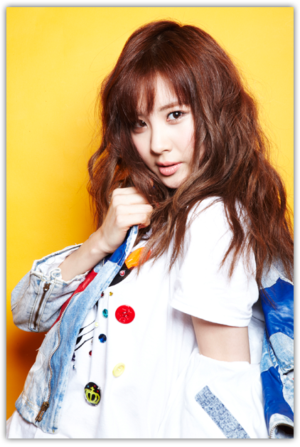 SNSD SEOHYUN 2013 iPhone Wallpaper Picture