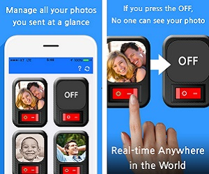 iOS App of the Month - ON/OFF Photo