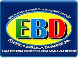 UMA EBD COMPROMETIDA