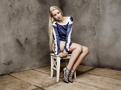 Iggy Azalea releases Fancy ft. Charli XCX