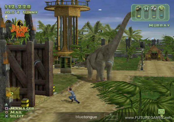 Jurassic Park Operation Genesis Para Pc