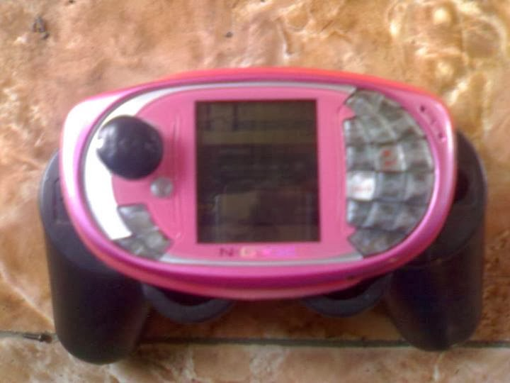 N-Gage With Stick PS