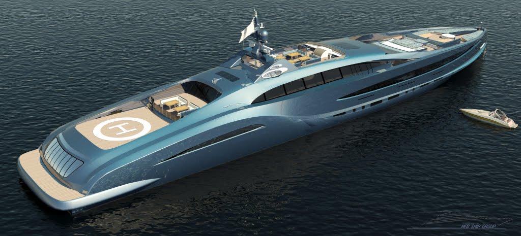 Megayacht Global July 2012