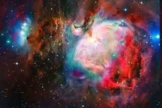 Keindahan Orion Nebula Hasil Bidikan Teleskop Hubble