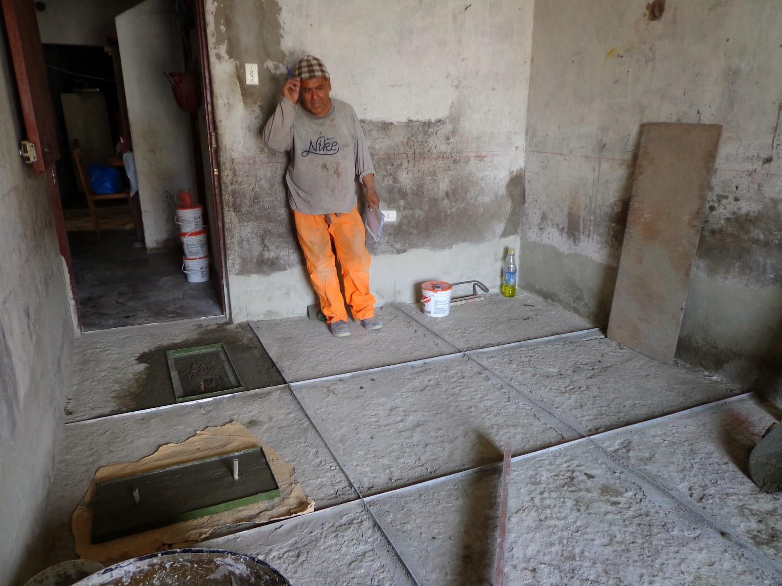 Maestro terrazero marmol reconstituido granito lavado lima for Como pulir suelo de terrazo