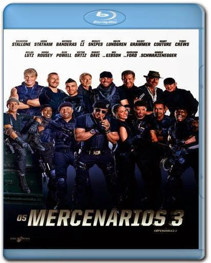 Baixar Filme Os Mercenários 3 720p + 1080p BluRay Rip + AVI Dual Áudio BDRip 5.1 Download via Torrent Grátis