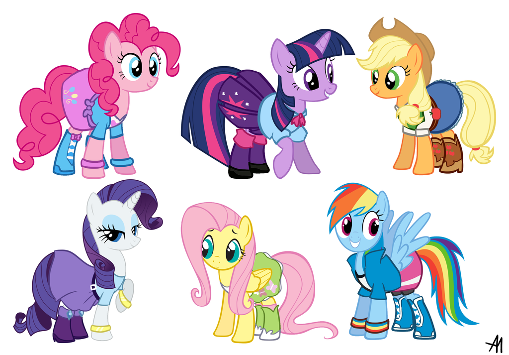 Equestria Daily MLP Stuff Girls 4 Confirmed By Hasbro Studios President Stephen Davis