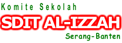 Komite SDIT Al-Izzah Serang