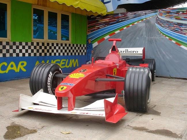 Sudha Cars Museum