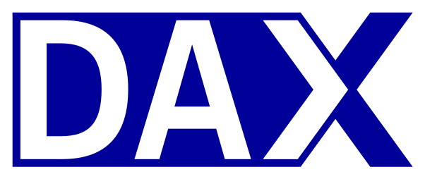 DAX, logo, 2014, all the companies