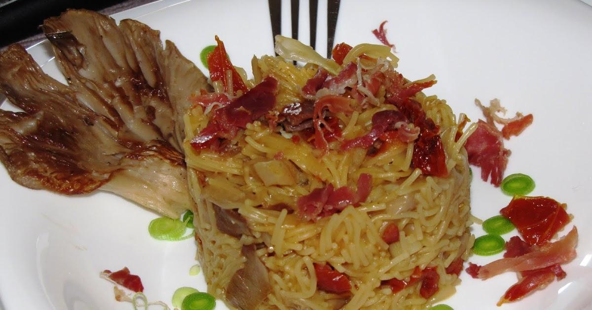 Desde la cocina de niu fisotto risotto de fideos - Lazy blog cocina ...