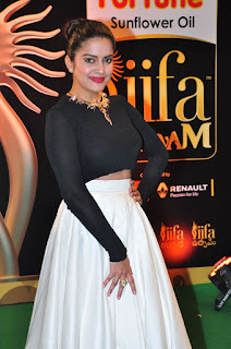 Vishaka Singh sizzling at iifa day 2 030.JPG
