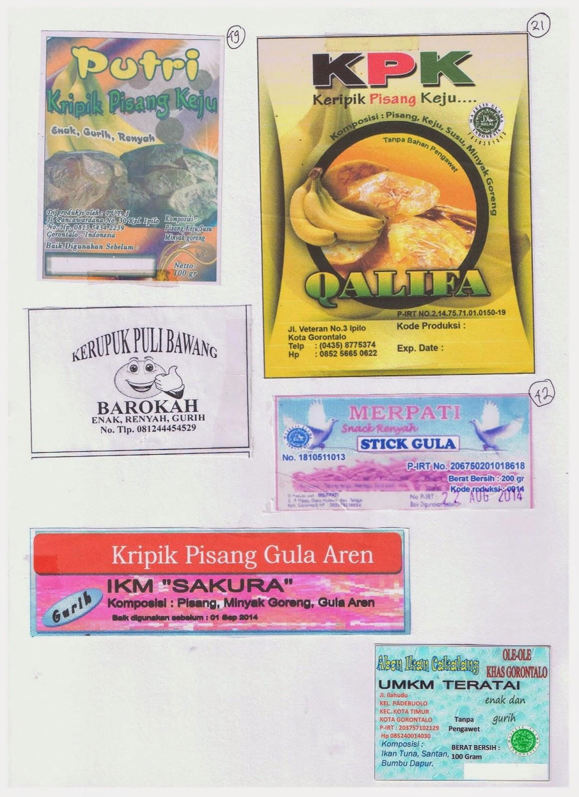 Produk Ukm Kripik Talas Organik Lereng Gunung Muria Rasa Balado Sapi Panggang Original 1 Paket Isi 2 Random Ayooukm Prodik Provensi Gorontalo Kab