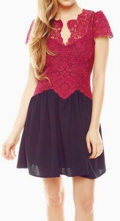 Dress Kebaya Modern untuk Remaja