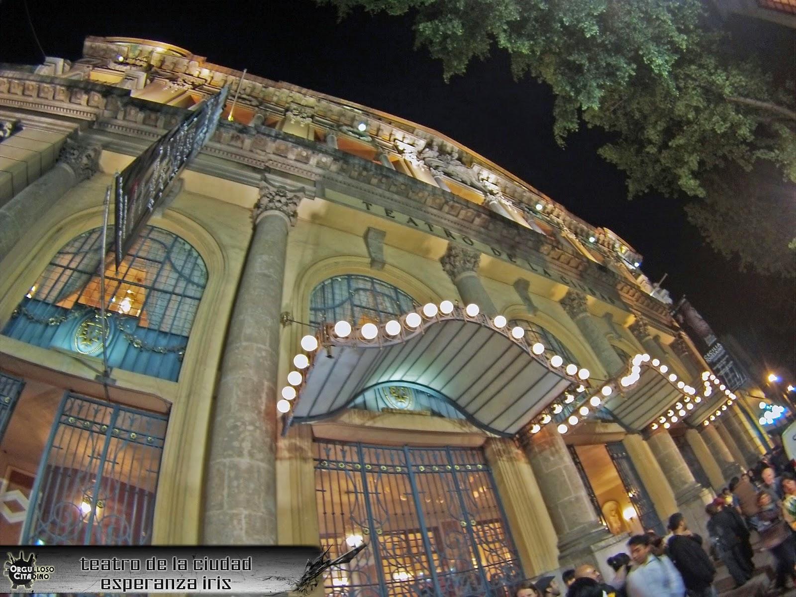 Programación de Septiembre en el Sistema de Teatros de la Ciudad de México