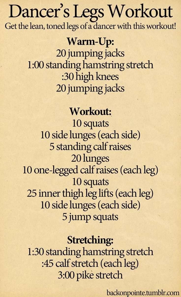 Leg Stretches For Dancers Challenge {dancer's Legs