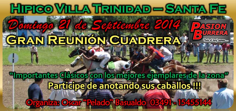 VILLA TRINIDAD - 14 DE SEPTIEMBRE