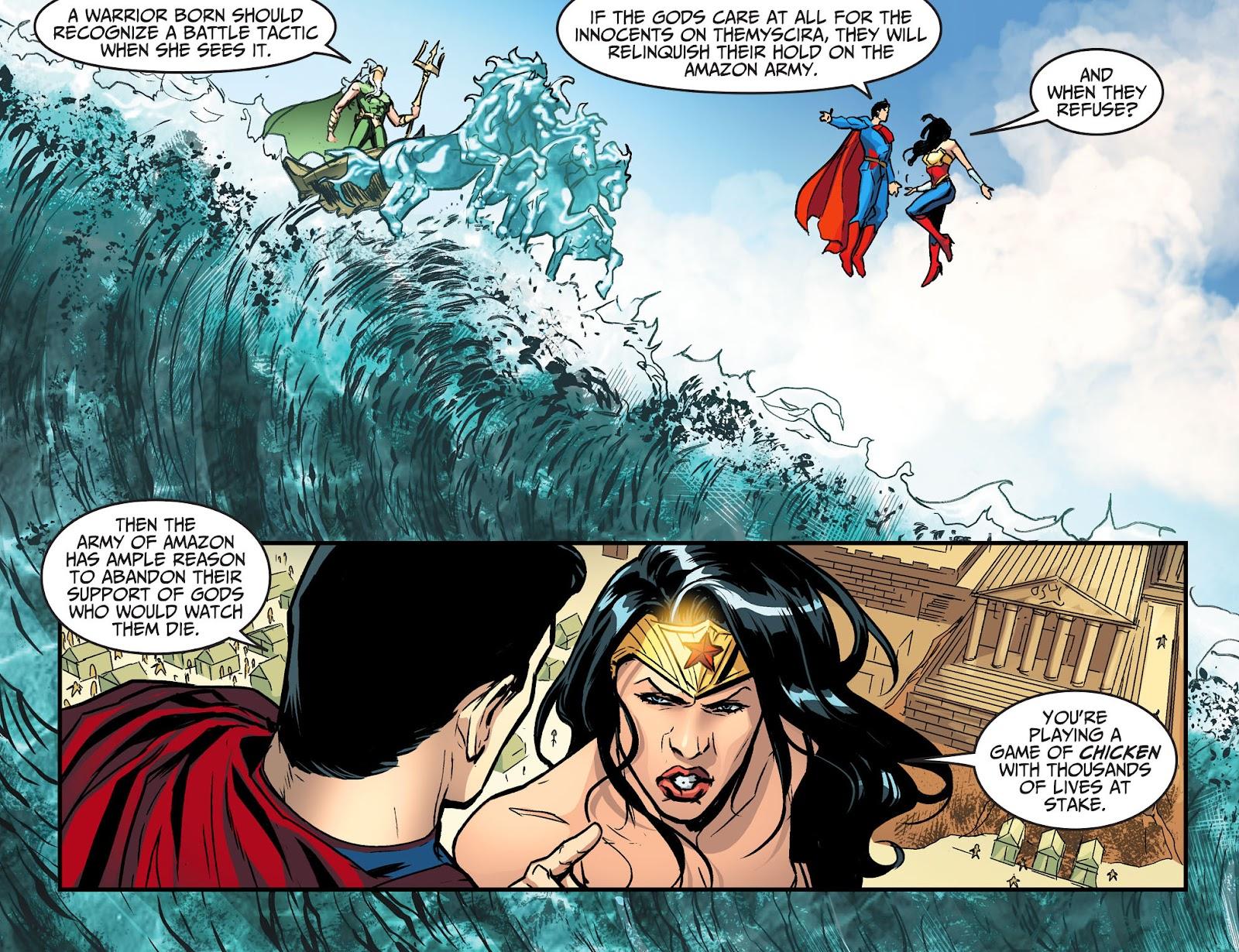 Injustice: Gods Among Us Year Four Issue #17 #18 - English 19