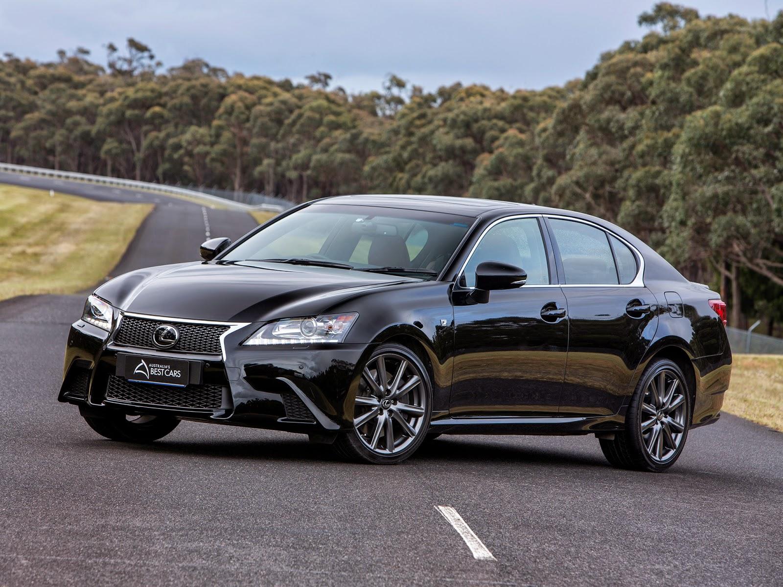 Giá xe Lexus GS350: 3.595.000.000 VNĐ